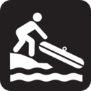 pictograms-nps-water-hand_launch-small_boat_launch